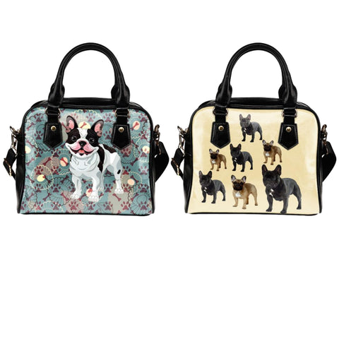 French Bulldog Shoulder Bag
