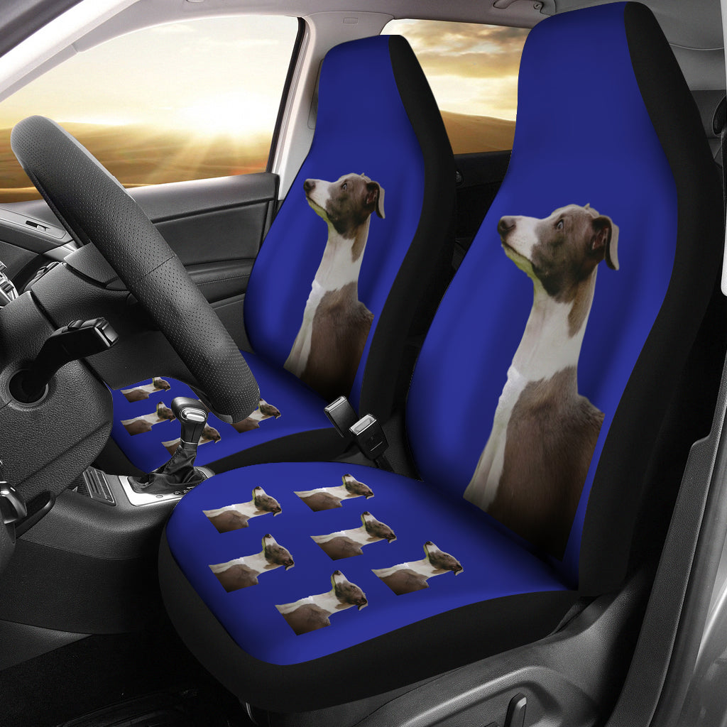 Italian Greyhound Car Seat Covers (Set of 2)