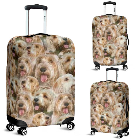 PBGV Luggage Covers