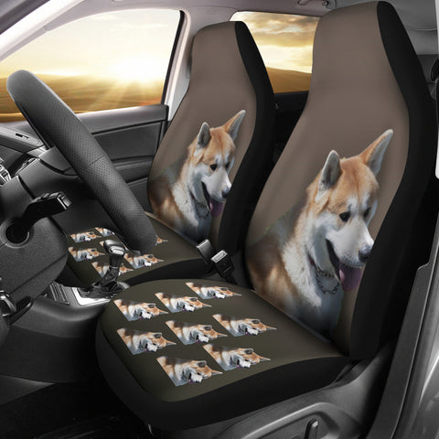 Akita Car Seat Covers (Set of 2)