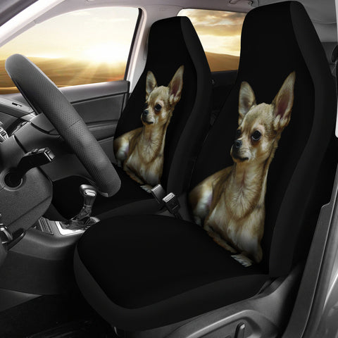Chihuahua Car Seat Cover (Set of 2)