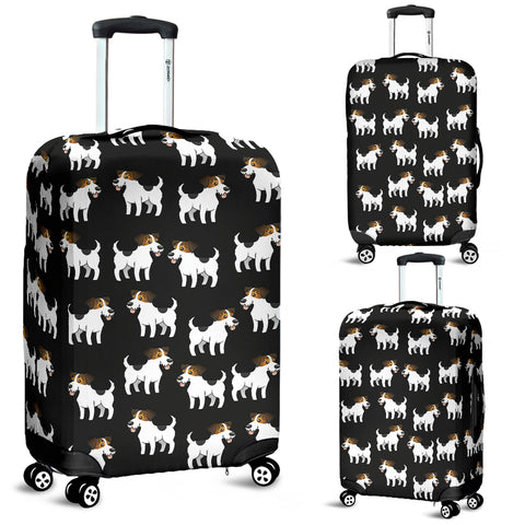 Jack Russell Terrier Luggage Cover