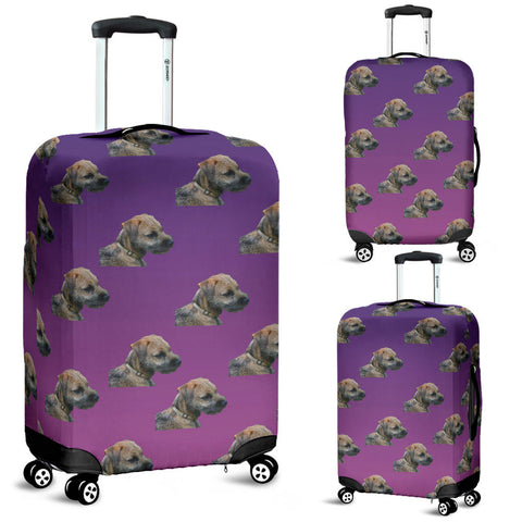 Border Terrier Luggage Covers