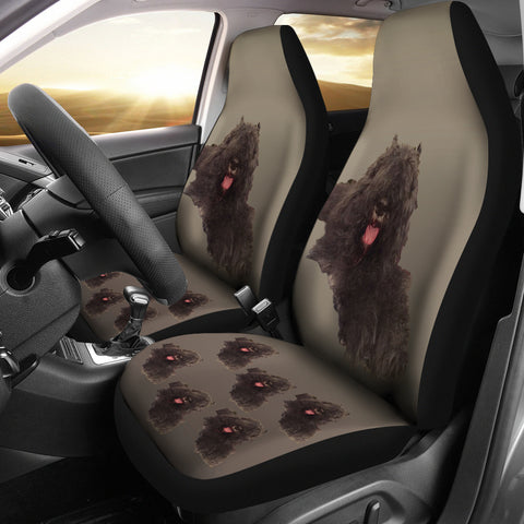 Bouvier des Flanders Car Seat Covers (Set of 2)