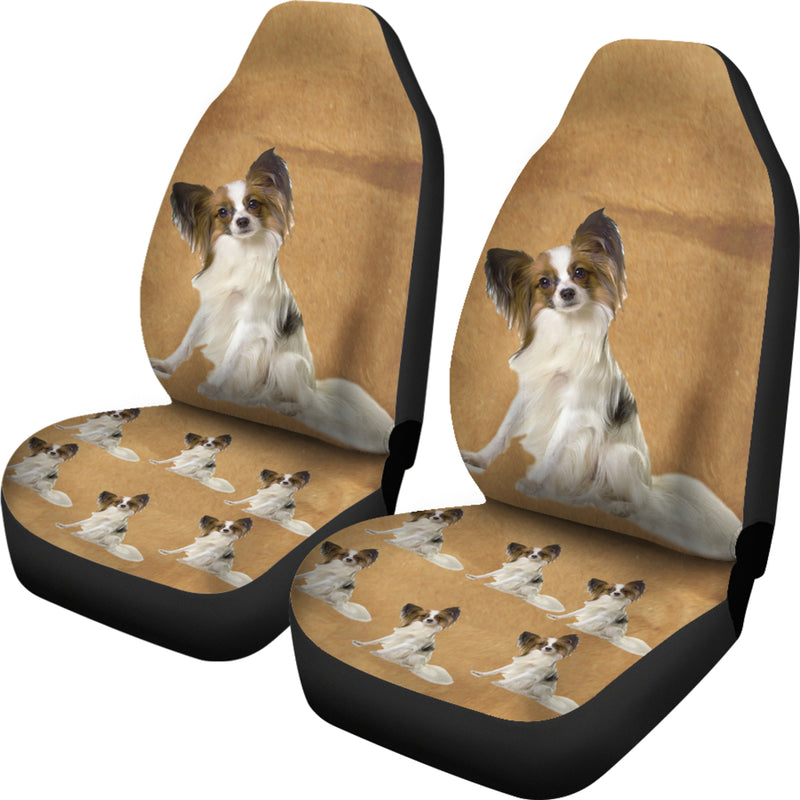 Papillon Car Seat Cover (Set of 2)