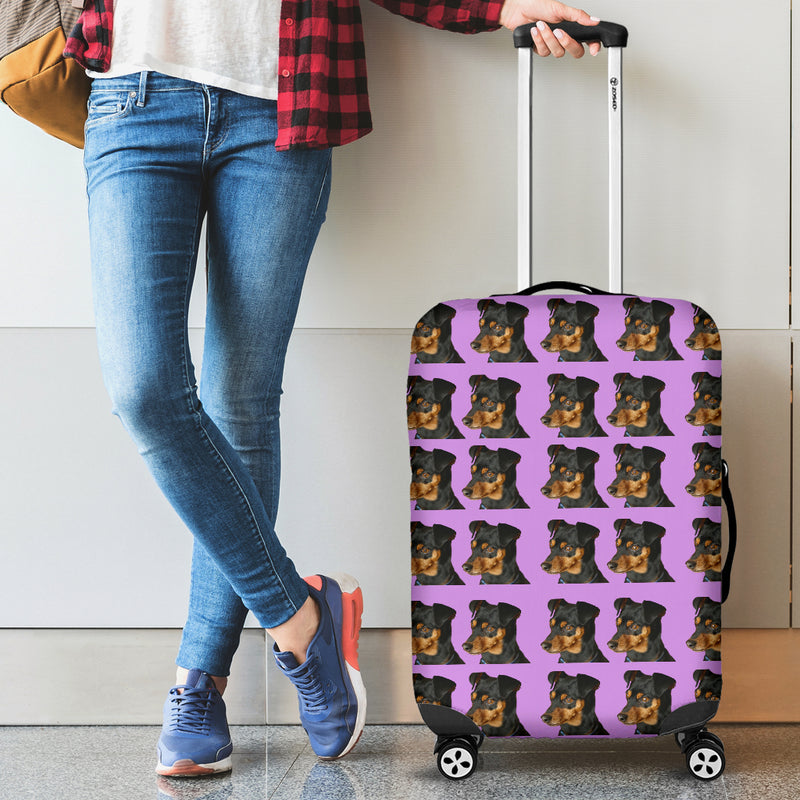 Miniature Pinscher Luggage Cover