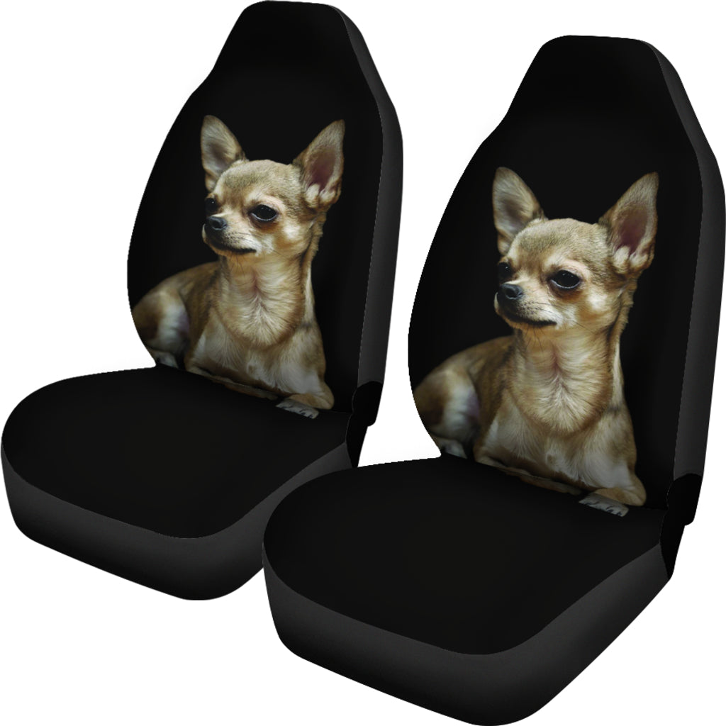 Chihuahua Car Seat Cover Set Of 2 Cathy Ann S Deals