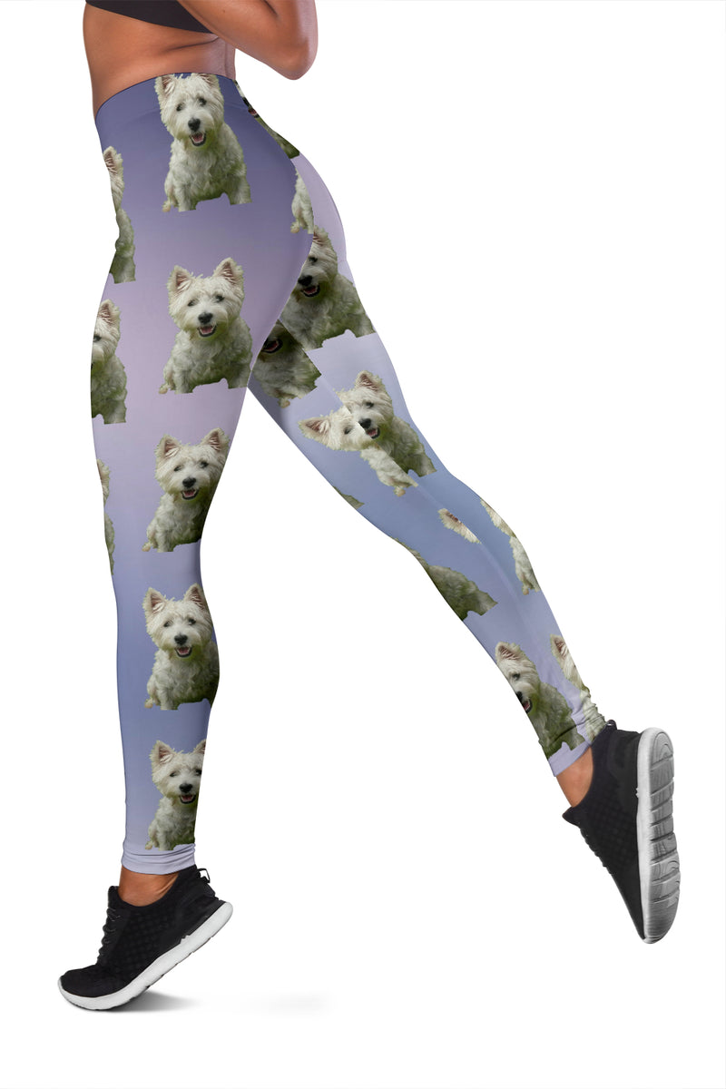 Westie Leggings