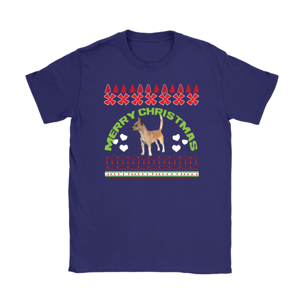 Portuguese Podengo Holiday T-Shirt