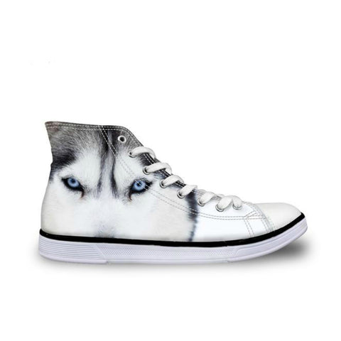 Husky Lover Shoes