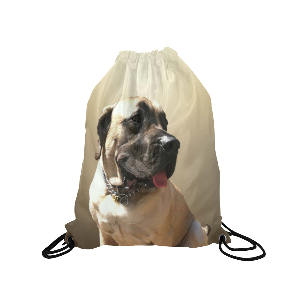 Mastiff Drawstring Bag