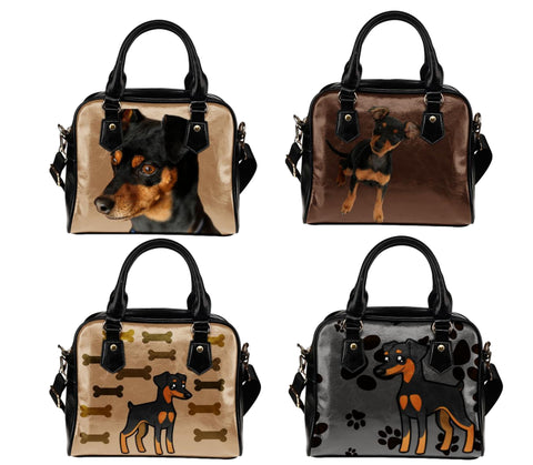 Pinscher Shoulder Bag