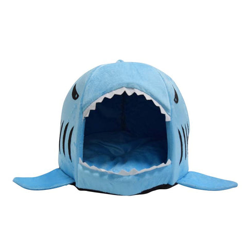 Shark Dog/Cat Bed
