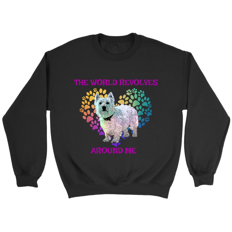 Westie World Sweatshirt