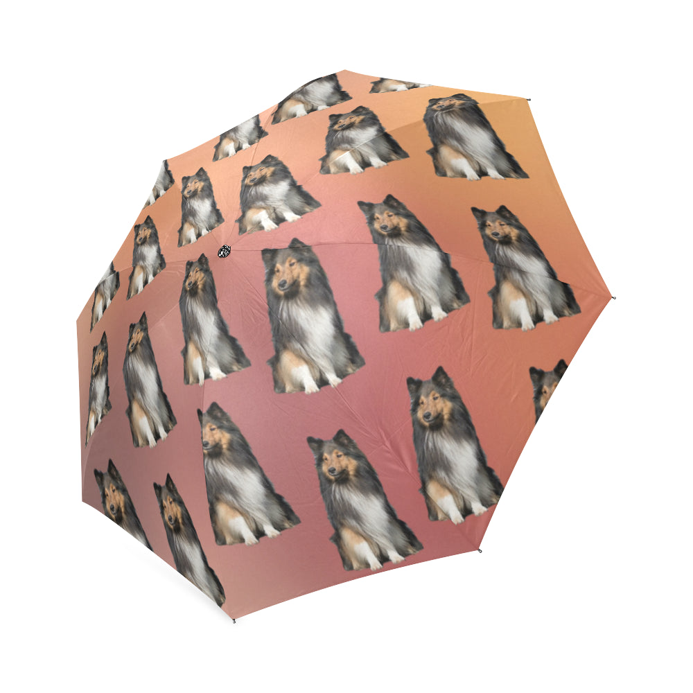 Sheltie Umbrella