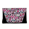 Sugar Skull Clutch Bag