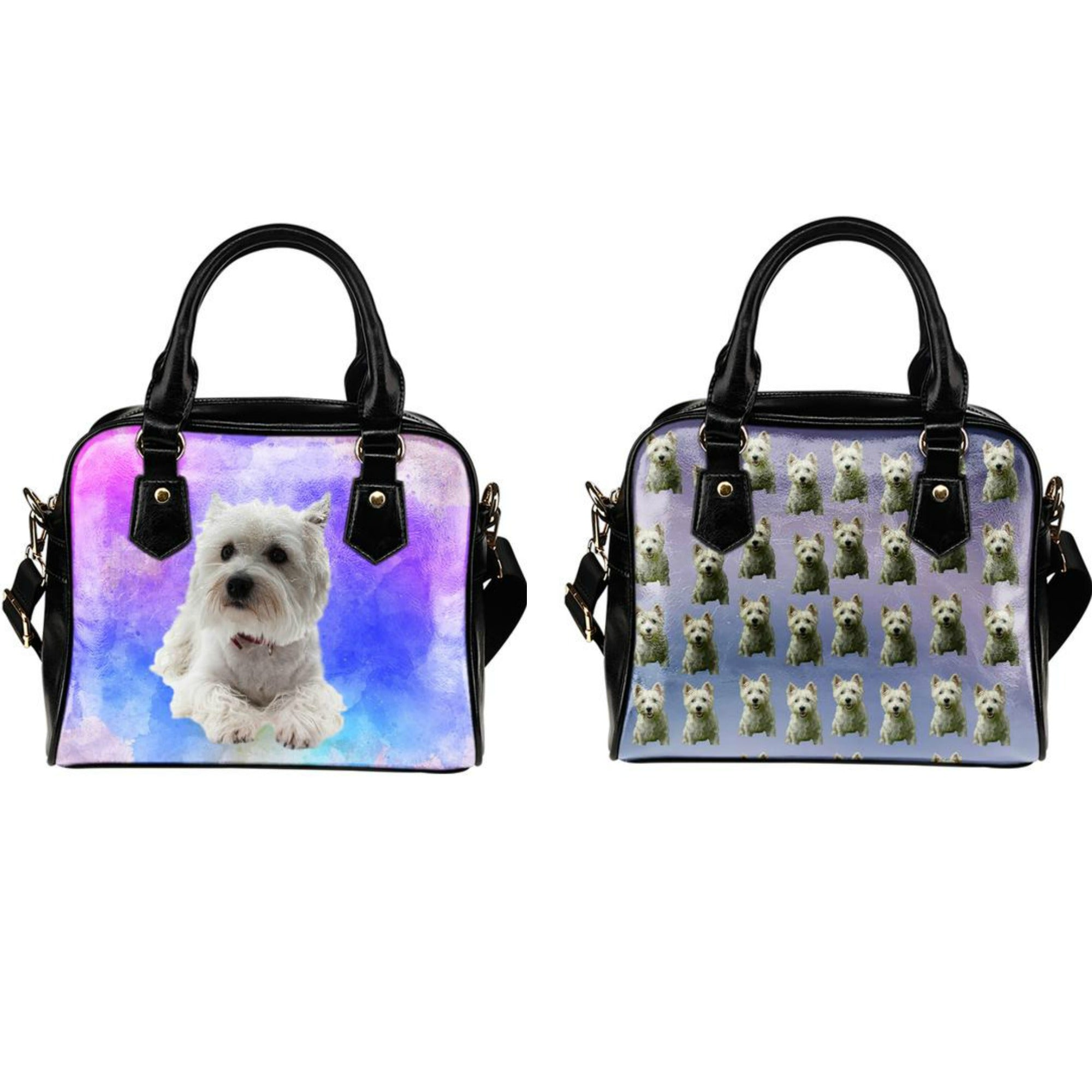 Westie Shoulder Bag