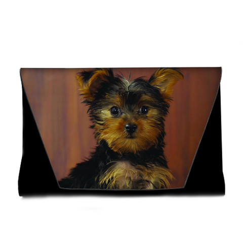 Yorkshire Terrier Clutch Bag