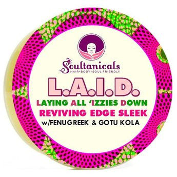 Soultanicals - LAID Reviving Edge Sleek