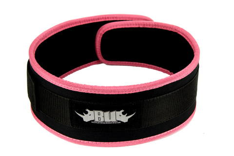 Lifting Belt Pink
