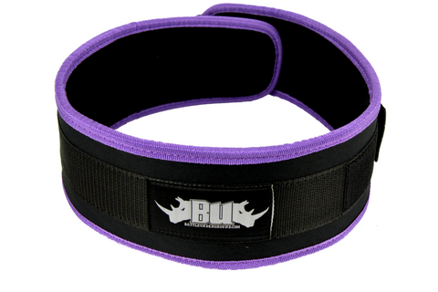 Lifting Belt Purple