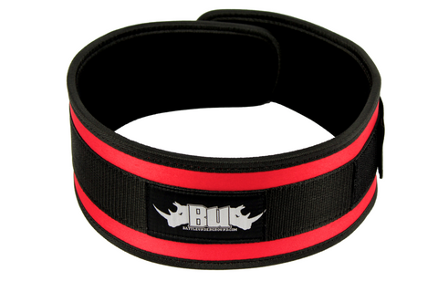 Lifting Belt Red