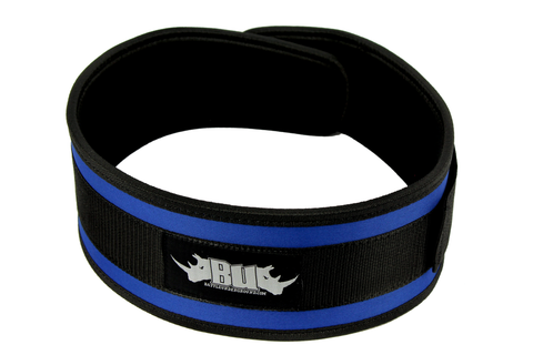 Lifting Belt Blue