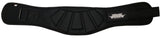 6 inch Lifting Belt Black