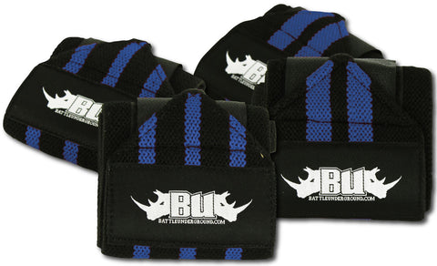 18 inch Wrist Wrap Combo | 1 Regular Pair & 1 Heavy Pair