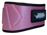 6 inch Lifting Belt Pink