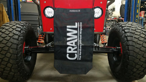 CRAWL Trail Sack