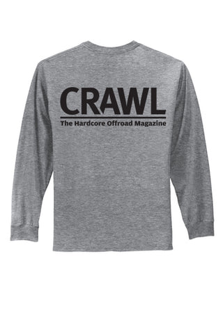 CRAWL Long Sleeve Tee