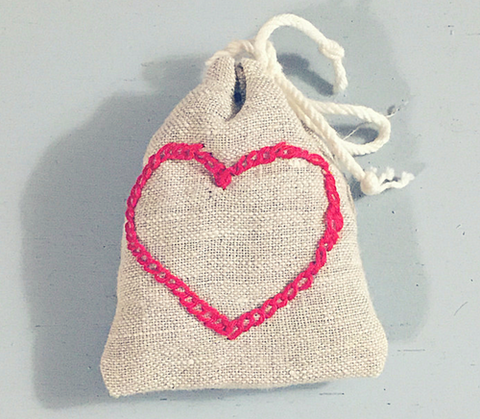 Lavender Sachet    #TheSelf-LovenderProject