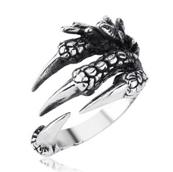 Vhagar's Dragon Claw Ring