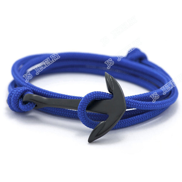 Captain Stabbins Anchor Bracelet