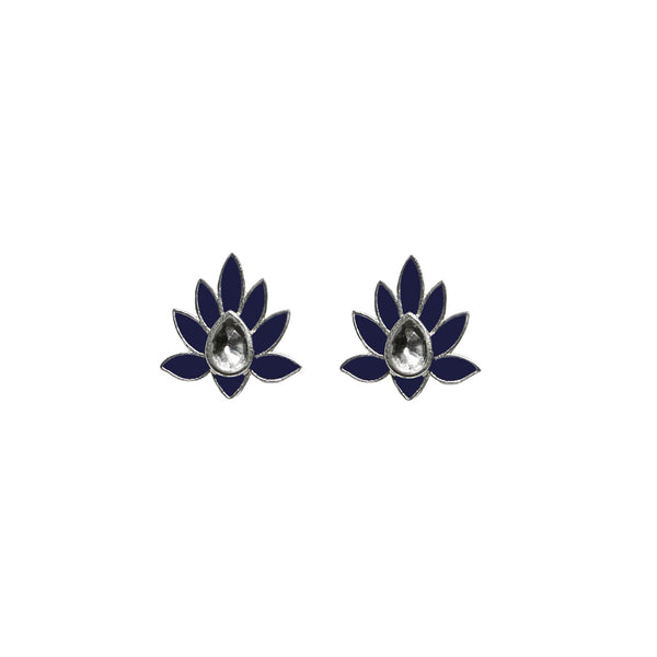 Peacock Stud Navy