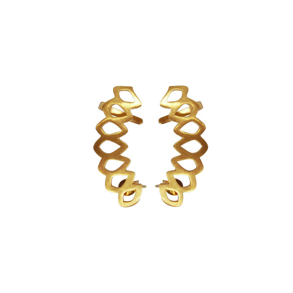 Flamenco Cuff Gold