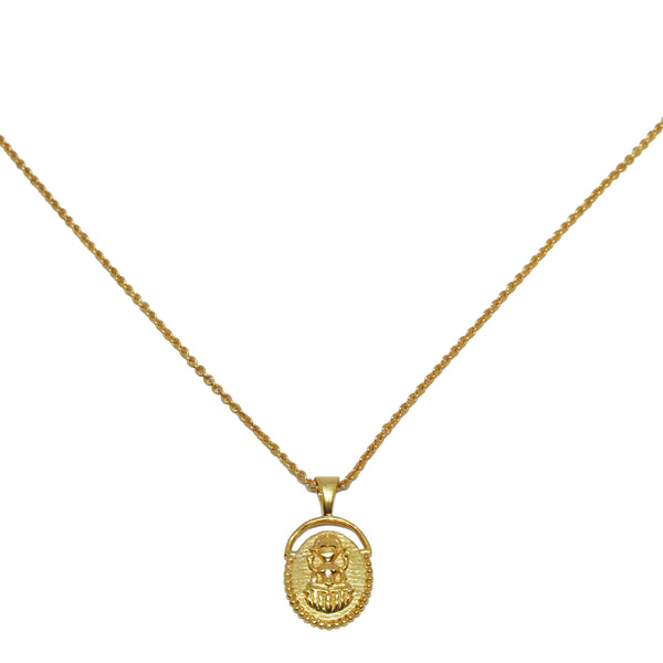 Kali Necklace Gold
