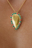 Lakshmi Necklace gold luxe bohemian jewellery Australia