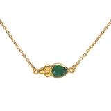 Royal Hamam Jaipur gold necklace luxe bohemian jewellery australia