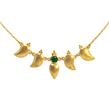 Sita Necklace gold luxe bohemian jewellery Australia