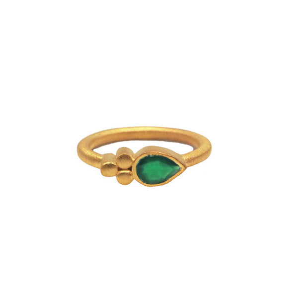 Royal Hamam Jaipur gold ring luxe bohemian jewellery australia