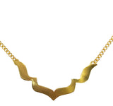 Wistful Necklace Gold