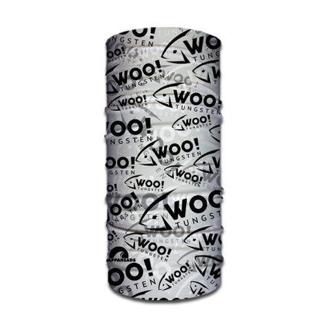 WOO! Tungsten Face Shield (White & Black) - WOO! TUNGSTEN