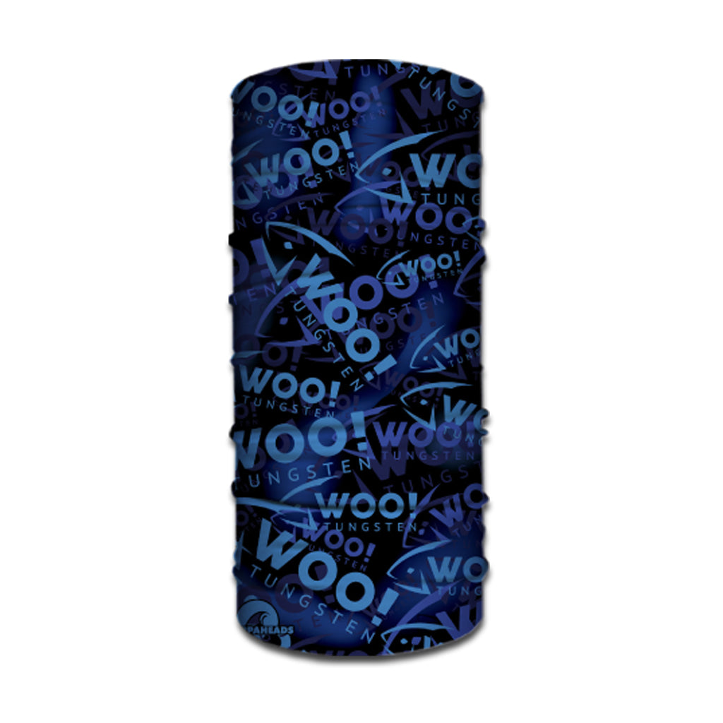 WOO! Tungsten Face Shield (Midnight Blue) - WOO! TUNGSTEN