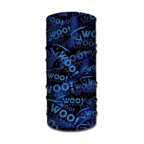 WOO! Tungsten Face Buff (Midnight Blue) - WOO! TUNGSTEN