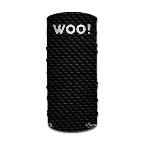 WOO! Tungsten Face Shield (Carbon Fiber Black) - WOO! TUNGSTEN