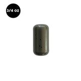 3/4 oz Tungsten Carolina Rig Barrel Weight (1 Pack) - WOO! TUNGSTEN
