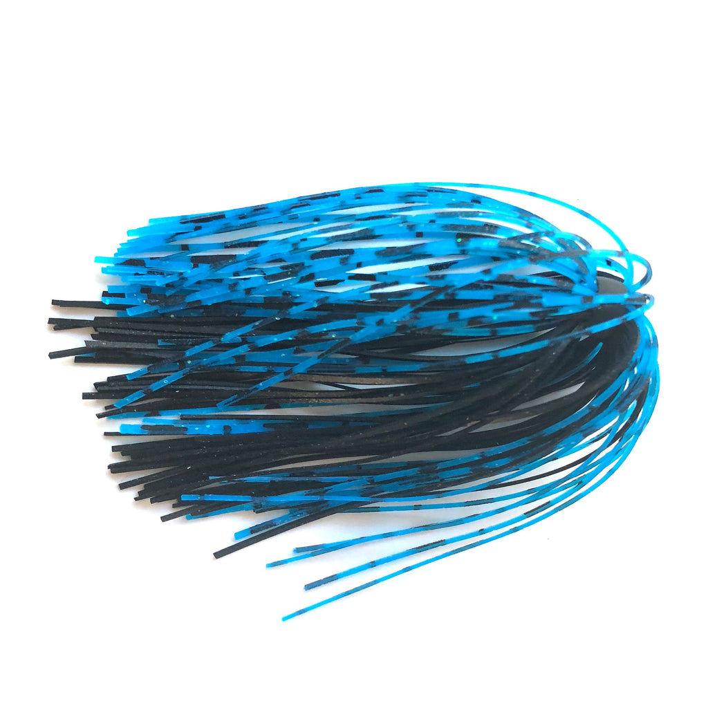 WOO! Tungsten Punch Skirt - Black/Blue Flare (2 pack) - WOO! TUNGSTEN