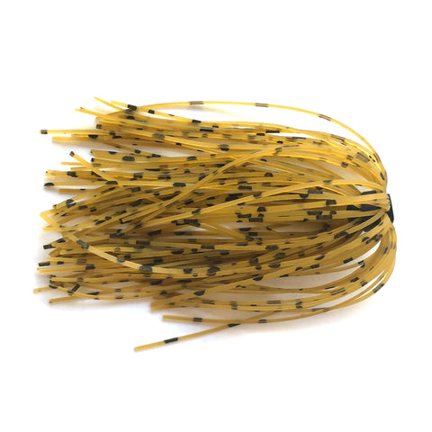 WOO! Tungsten Punch Skirt - Pumpkinseed (2 pack) - WOO! TUNGSTEN